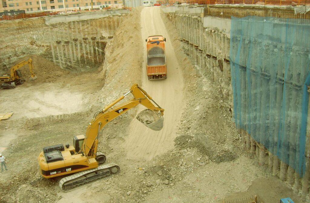 excavaciones henares
