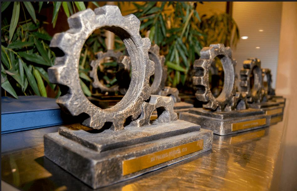 Momento del evento Premio Potencia 2019