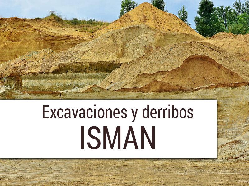 EXCAVACIONES y DERRIBOS ISMAN