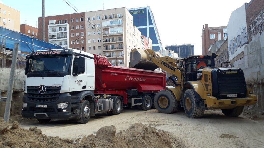 excavaciones madrid