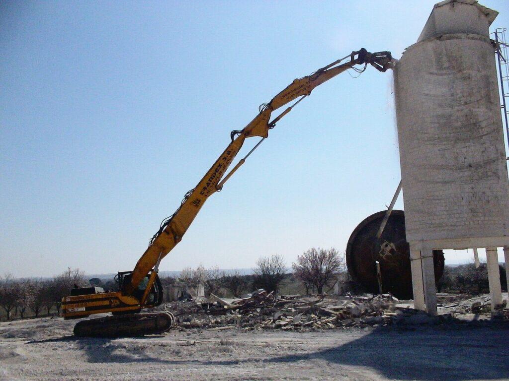 trandex demoliciones