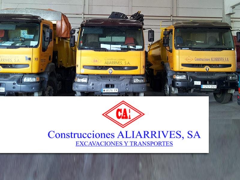 Construcciones Aliarrives