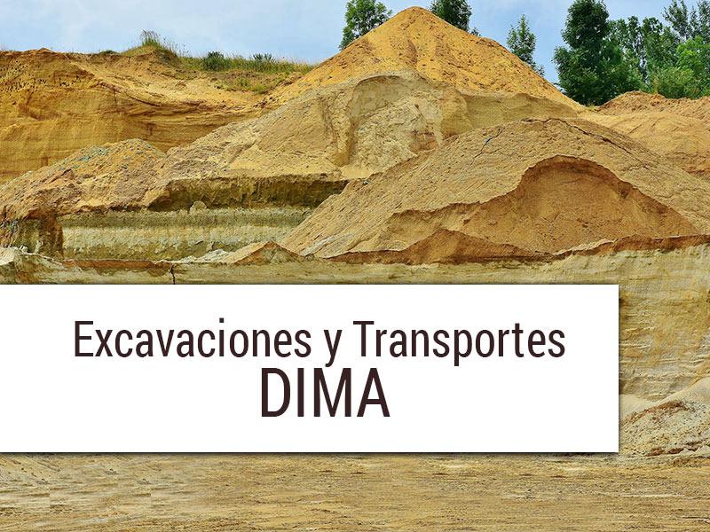 Excavaciones Y Transportes Dima