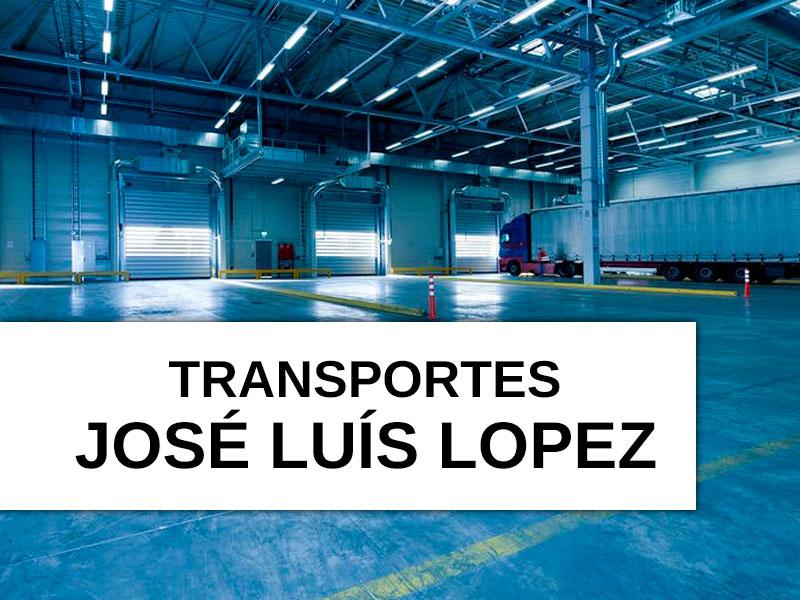 Transportes José Luís Lopez