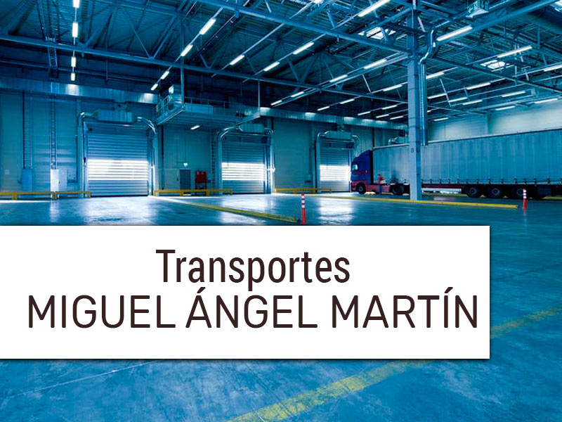 Transportes Miguel Ángel Martín
