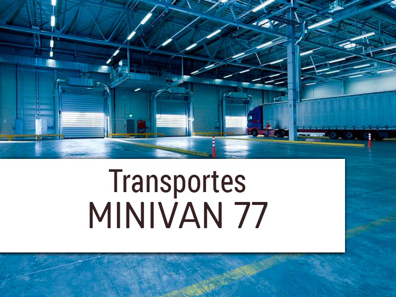Transportes MINIVAN 77