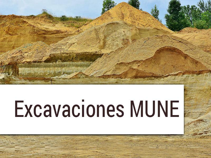 Excavaciones Mune