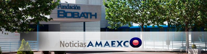 donacion Bobath AMAEXCO