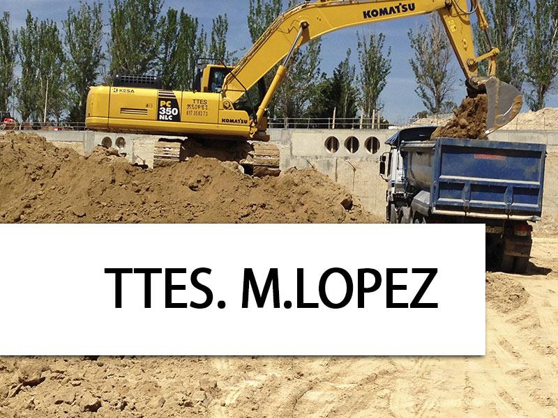 Transportes M Lopez